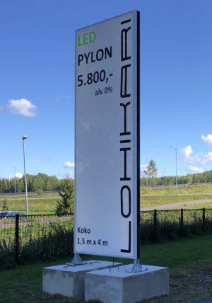 LED Pylon